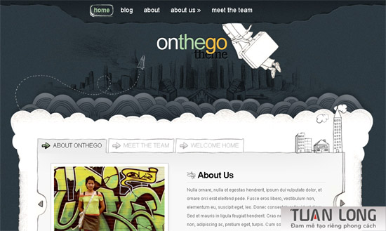 OnTheGo WordPress Themes