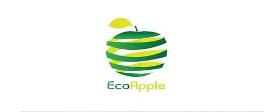 12-spiral-green-apple-logo