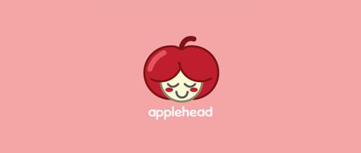 18-hair-apple-logo