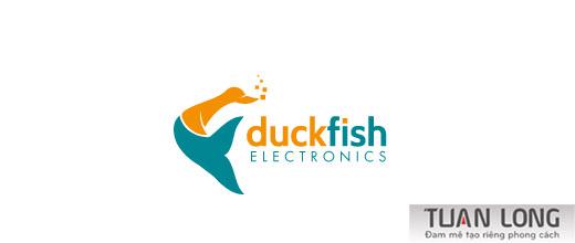 23-fish-company-ducks-logo-design