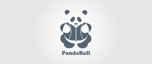 26-ball-panda-logo