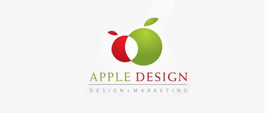 3-abstract-apple-logo
