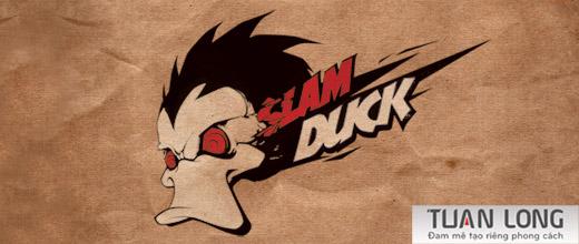 3-slam-ducks-logo-design
