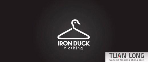4-clothing-hanger-ducks-logo-design