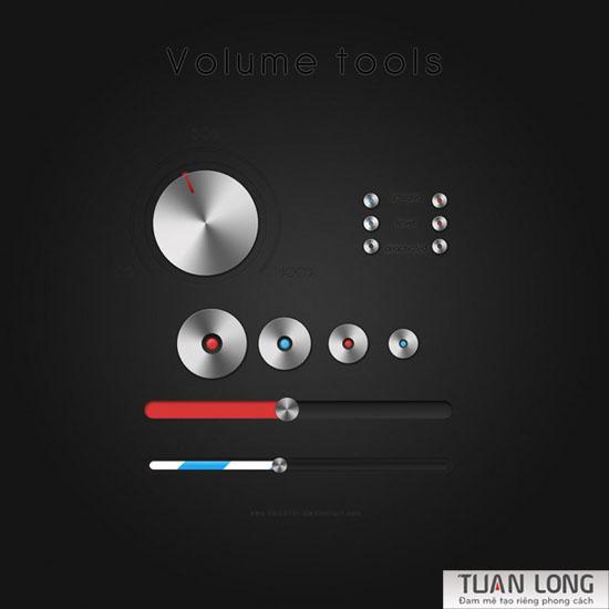 Volume tools