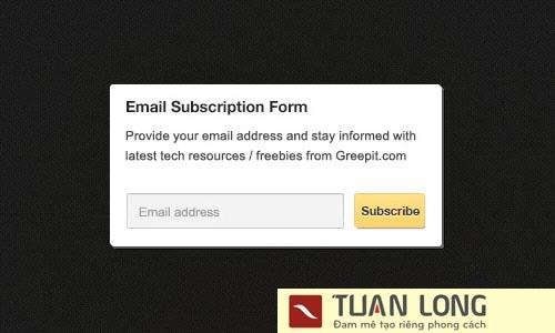 25-twentyfive-email-subscription