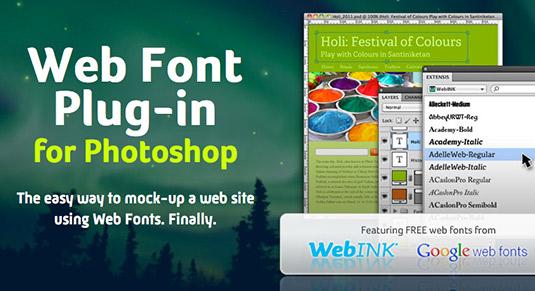 Web-Font-Plugin