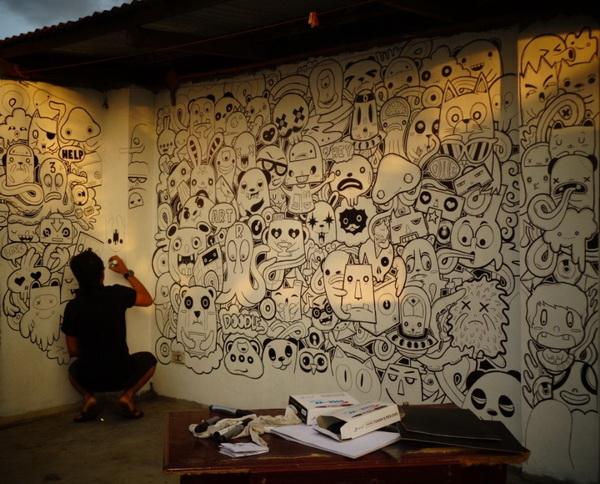 tranh-ve-nguech-ngoac-nghe-thuat-doodle-art-la-gi10