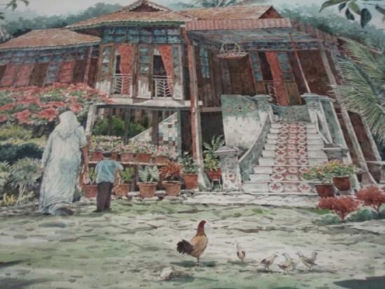tranh mau nuoc Yong Look Lam (1)