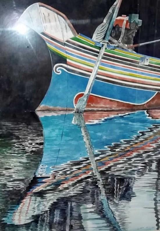 tranh mau nuoc Yong Look Lam (6)
