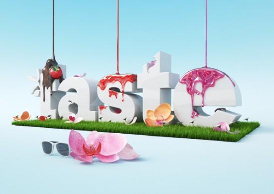 9-3d-taste-best-typography-design