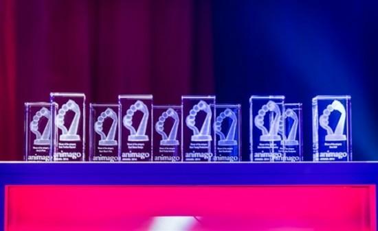 Giải thưởng nghệ thuật số ANIMAGO 2015