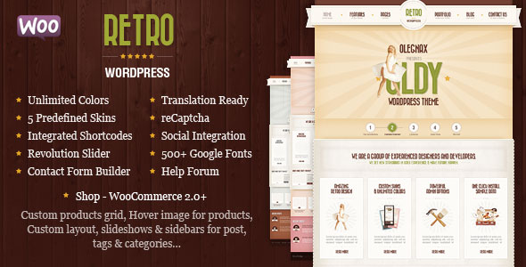 Retro_theme_wp_premium