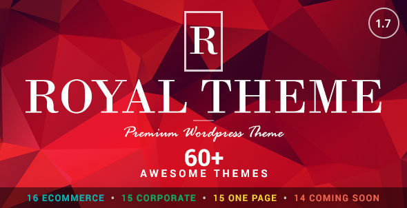 Royal theme wordpress premium