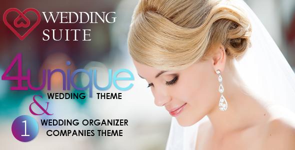 Wedding Suite v1.1.0 một siêu phẩm Theme Wp cho Bạn.