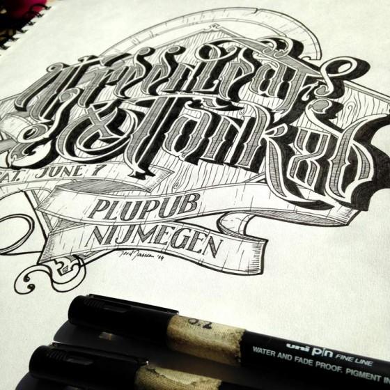 cam-hung-typography-song-tu-chu