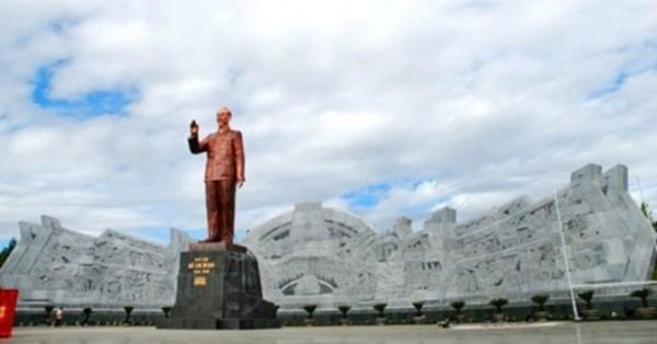 Sẽ xây dựng tượng đài nghìn tỷ tại Sơn La