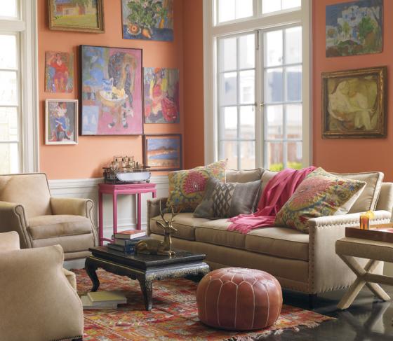 Phong cách thiết kế nội thất Moroccan là gì (1)