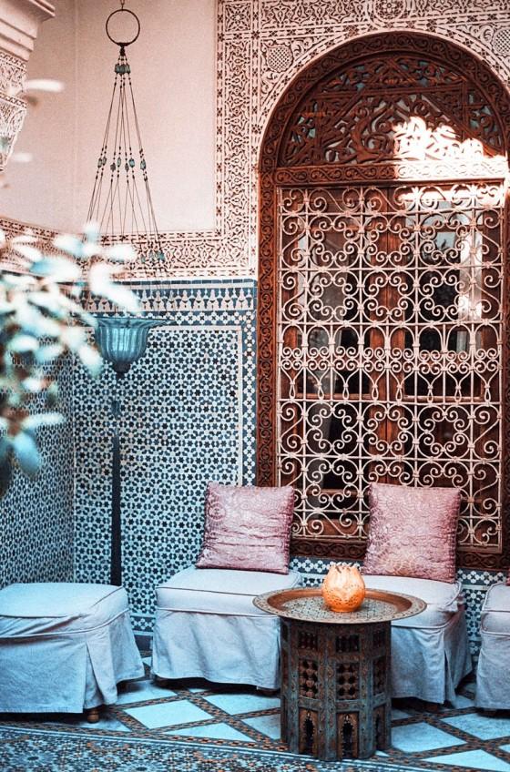 Phong cách thiết kế nội thất Moroccan là gì (11)