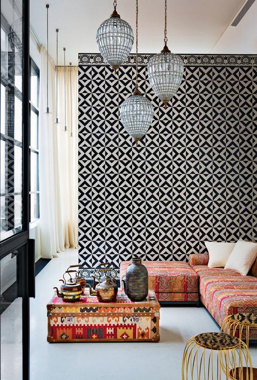 Phong cách thiết kế nội thất Moroccan là gì (12)