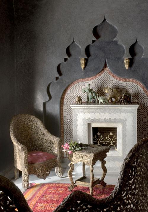 Phong cách thiết kế nội thất Moroccan là gì (5)