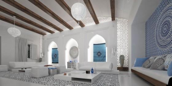Phong cách thiết kế nội thất Moroccan là gì (7)