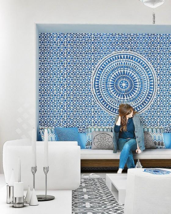 Phong cách thiết kế nội thất Moroccan là gì (9)