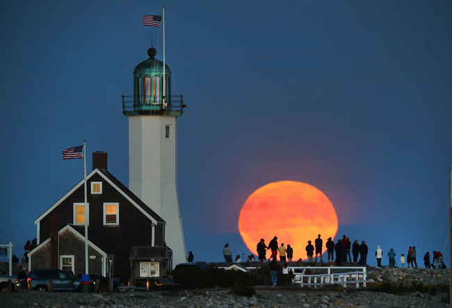 """Bí mật giúp các nhiếp ảnh gia luôn chụp được những bức ảnh Mặt trăng to """"khủng"""""""