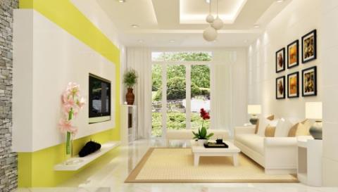 Thiết kế bên trong căn hộ chung cư giá rẻ