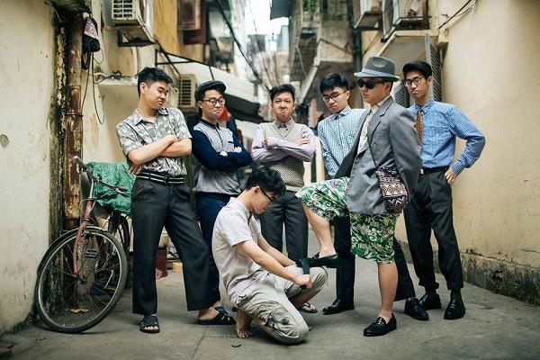 """Ảnh kỷ yếu kiểu bao cấp không thể """"chất"""" hơn của teen Chu Văn An"""