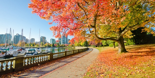 Đặt mua ngay vé máy bay đi Vancouver rẻ nhất