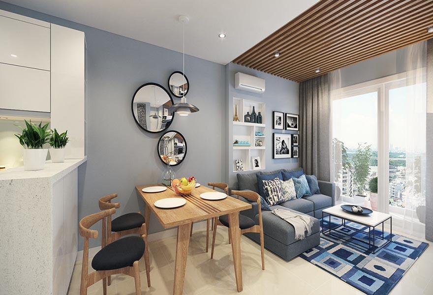 Bí quyết thiết kế nội thất cho nhà nhỏ