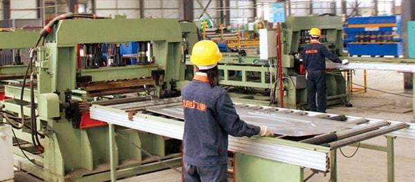 thương hiệu cửa thép vân gỗ Guang Yi