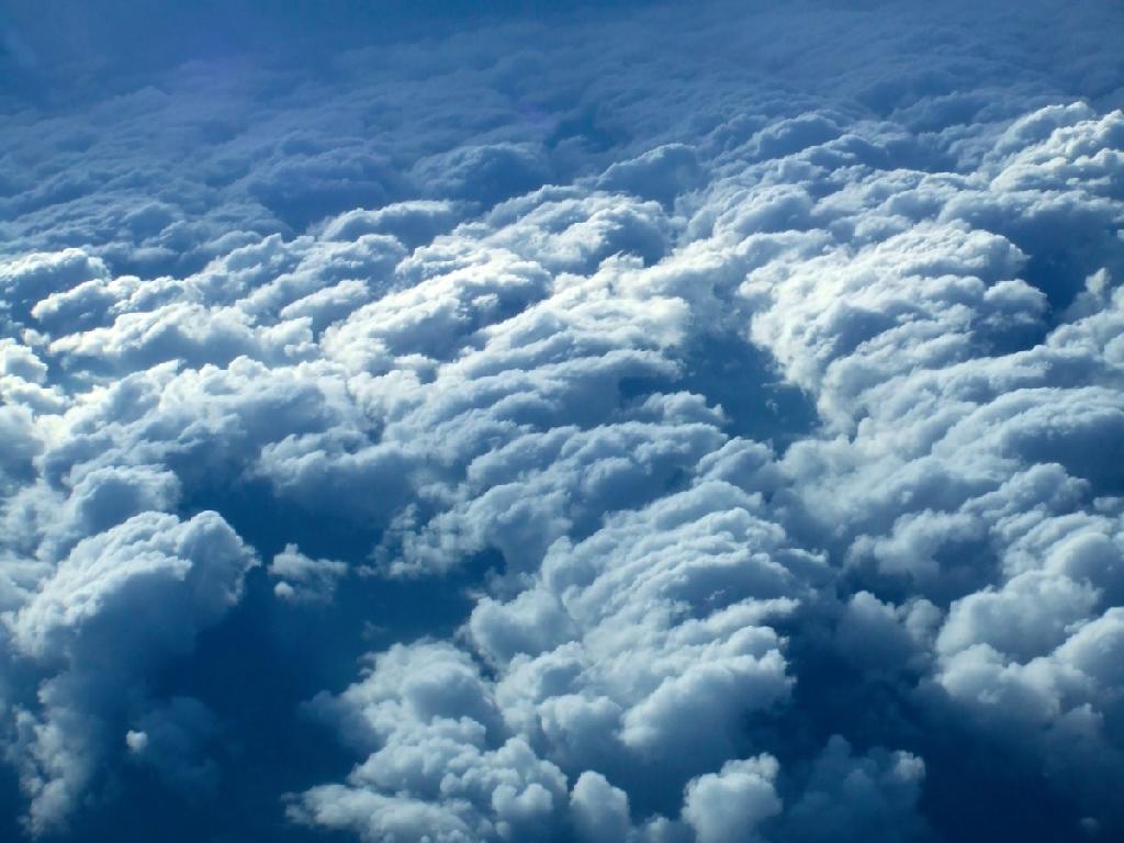 Đám mây vector 3