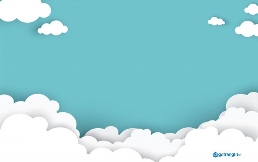 Đám mây vector 13