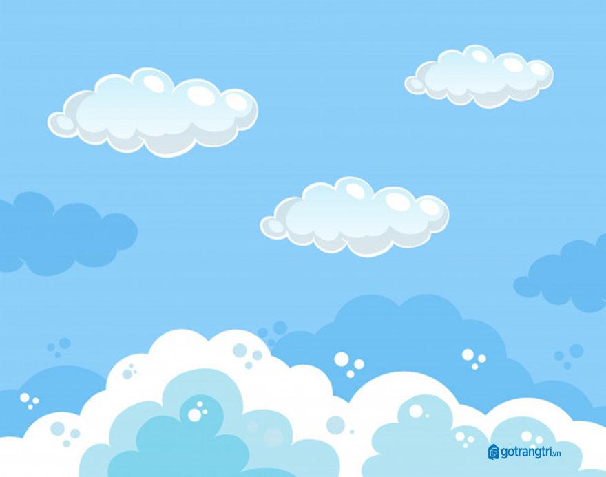 Đám mây vector 29