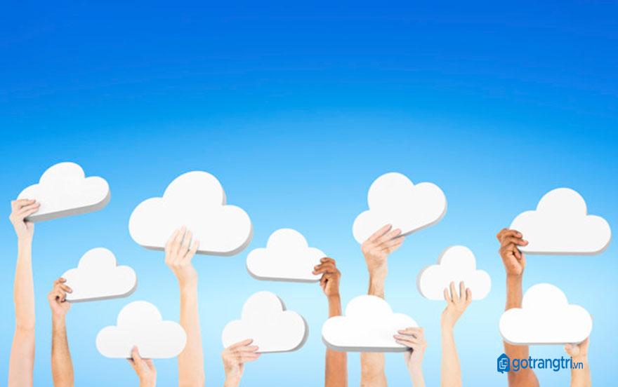 Đám mây vector 36