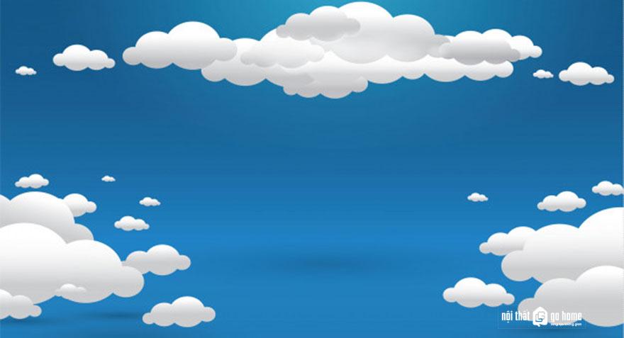 Đám mây vector 39