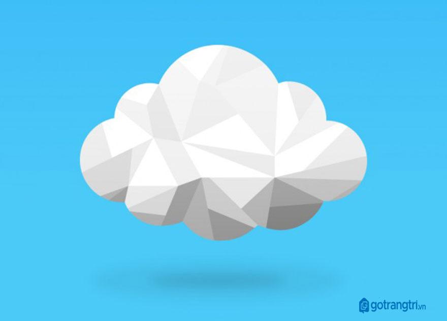 Đám mây vector 49