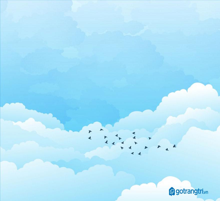 Đám mây vector 53