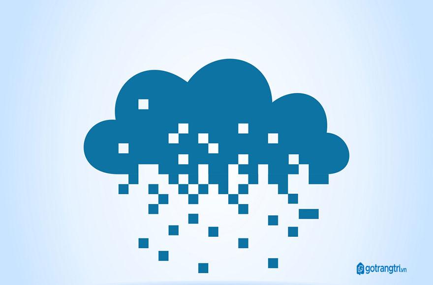 Đám mây vector 60