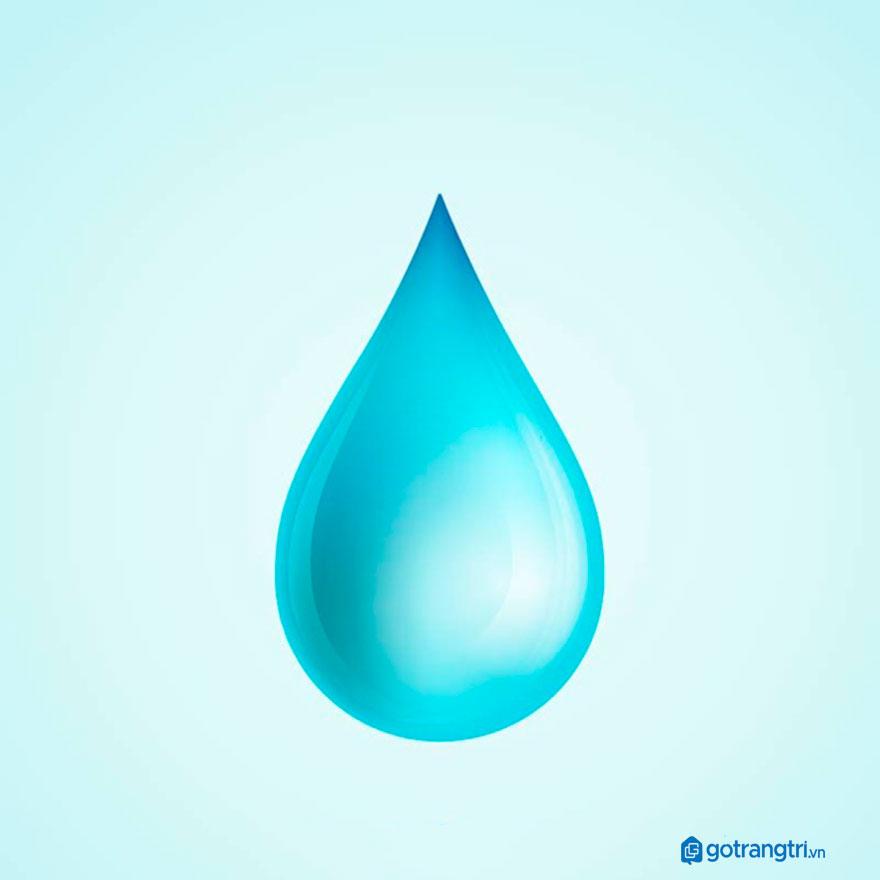 mẫu giọt nước vector đẹp 18