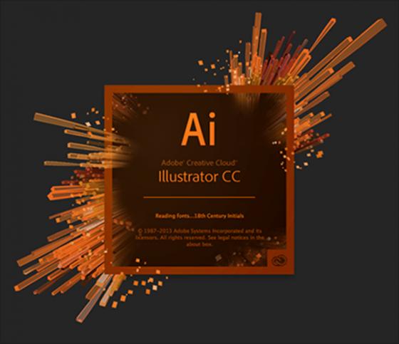 Phần mềm adobe illustrator dùng để thiết kế thiệp cưới đẹp và ấn tượng