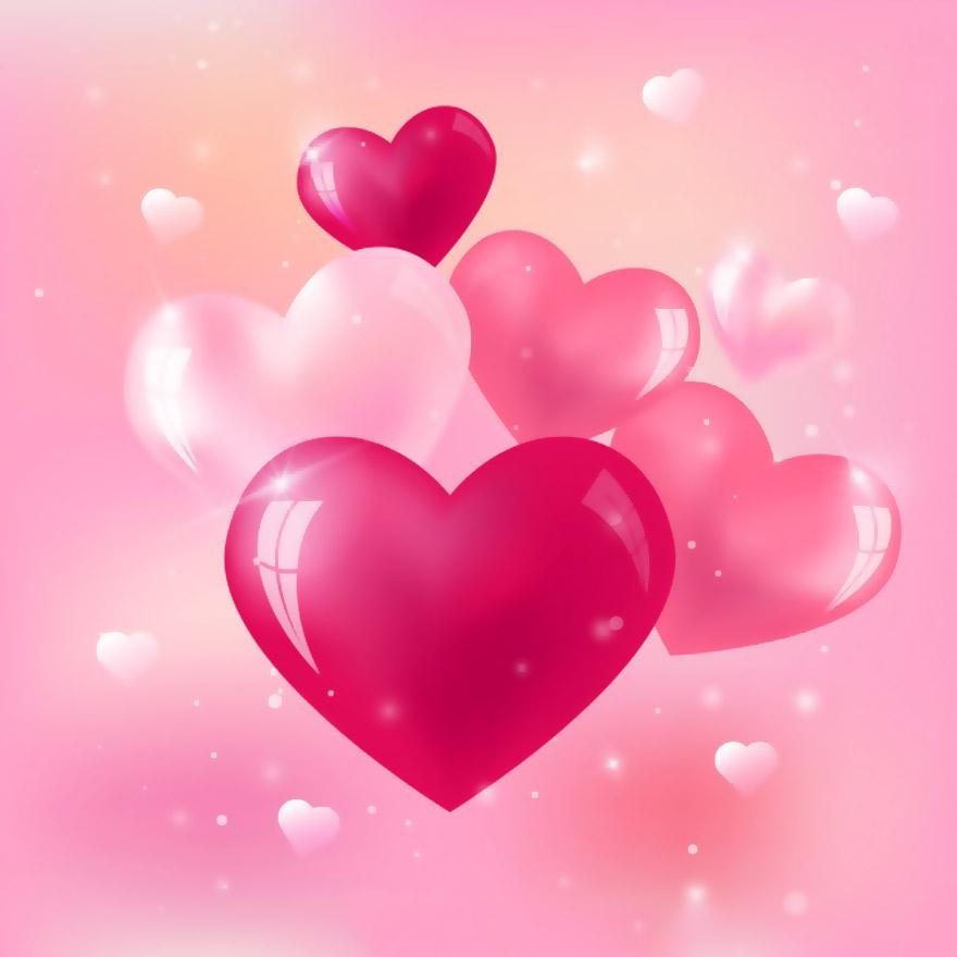 Vector trái tim miễn phí 14