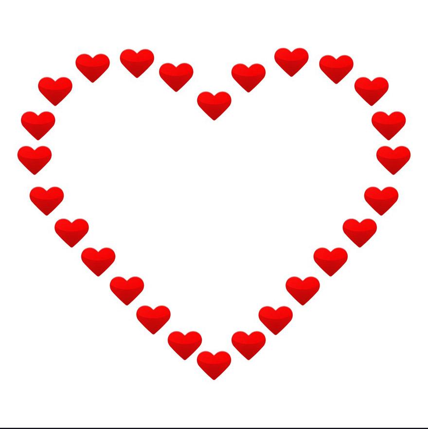 Vector trái tim miễn phí 23