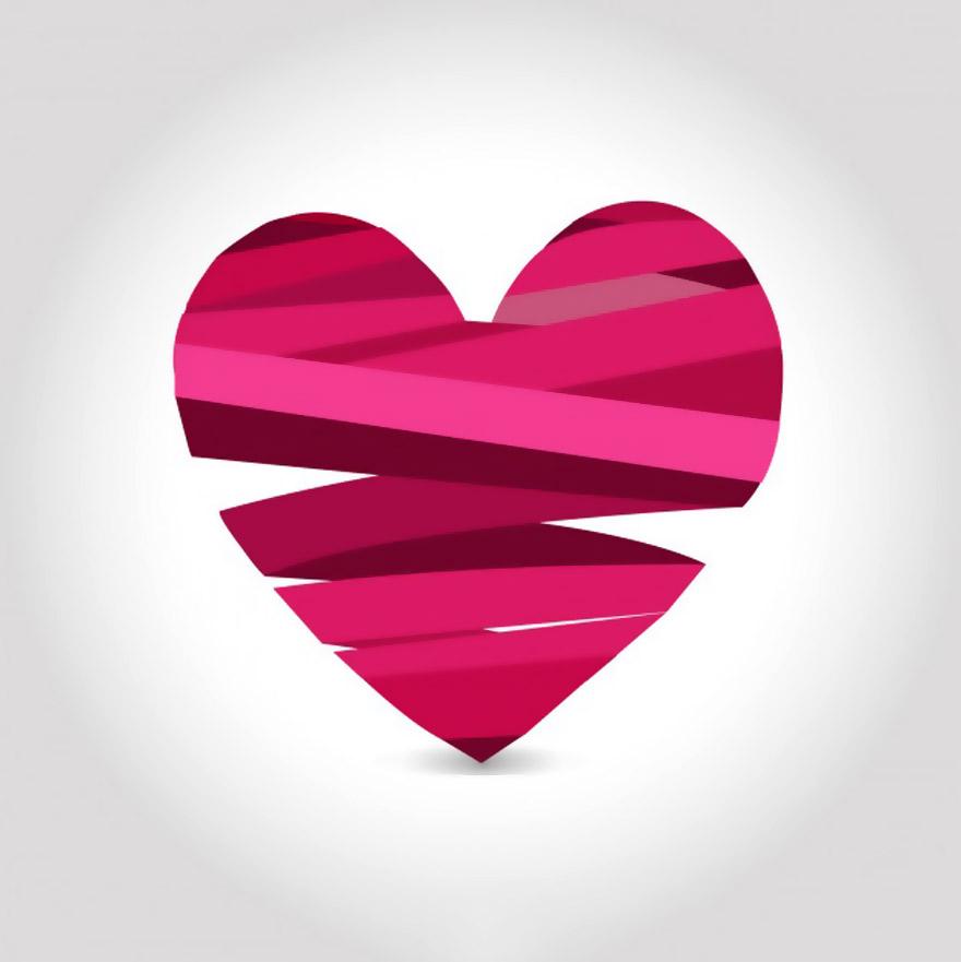 Vector trái tim miễn phí 37