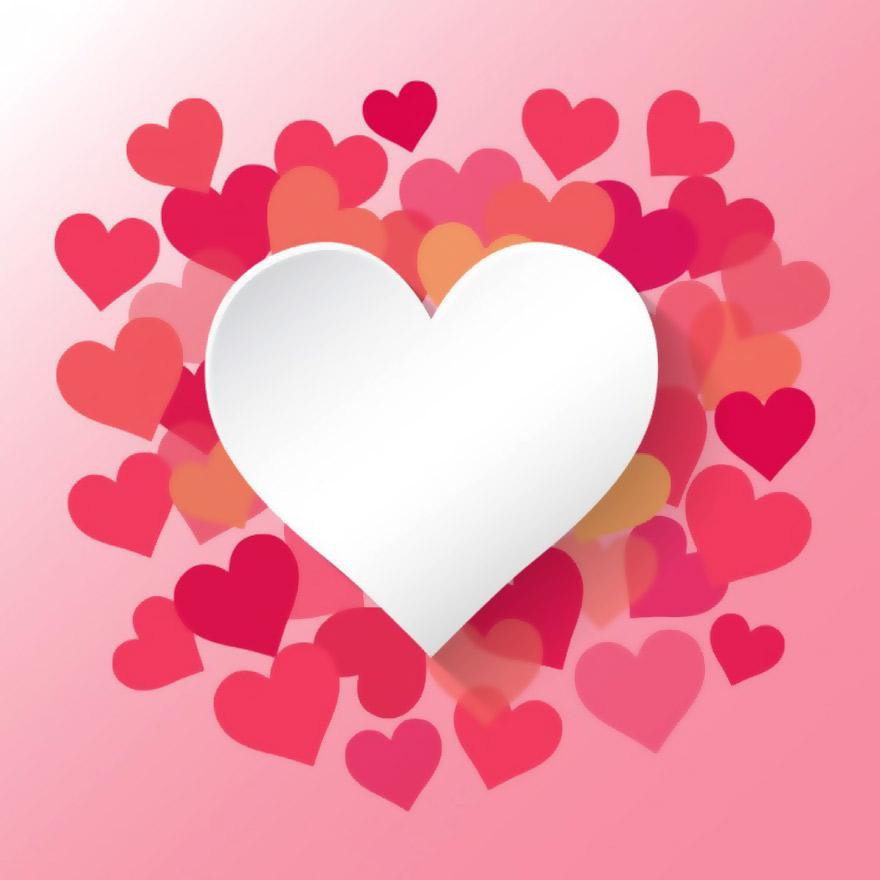 Vector trái tim miễn phí