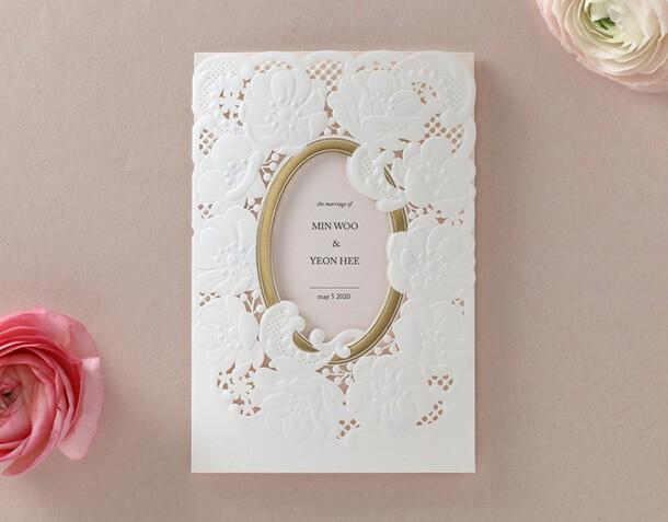 7 mẫu thiệp cưới đẹp nhất