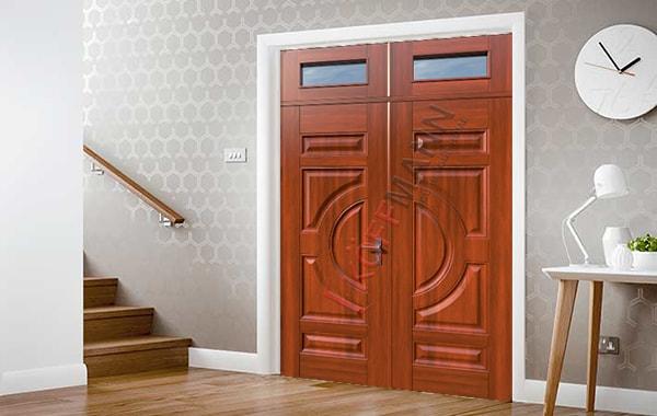 cửa thép vân gỗ koffmann