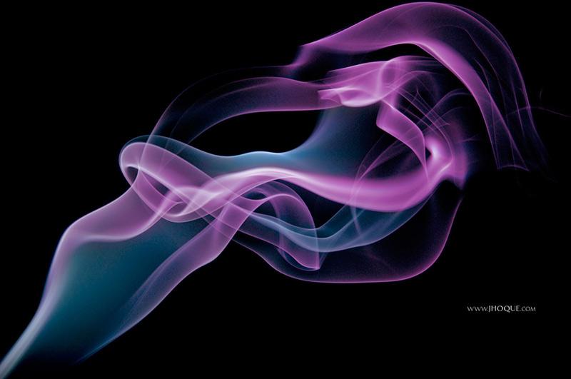 Kỹ thuật chụp ảnh khói đẹp